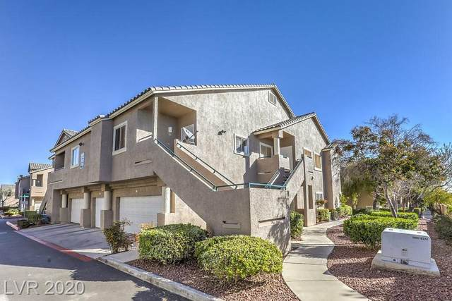 2152 Gravel Hill Street #103, Las Vegas, NV 89117 (MLS #2176114) :: Vestuto Realty Group