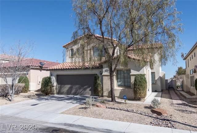 5554 Coral Gate Street, Las Vegas, NV 89148 (MLS #2176133) :: Signature Real Estate Group