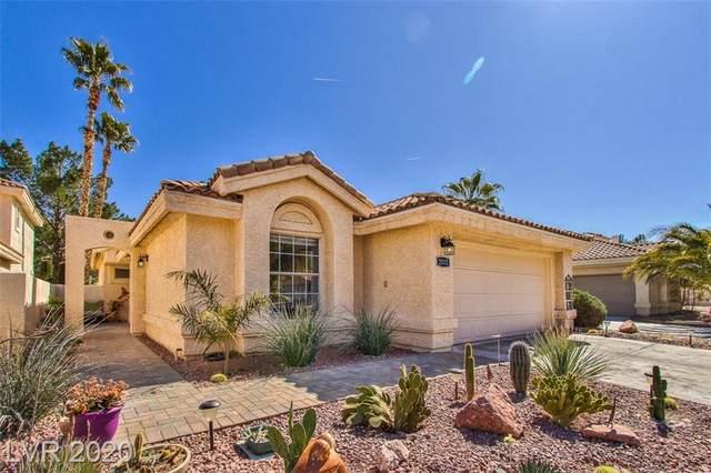 2532 Golden Sands Drive, Las Vegas, NV 89128 (MLS #2176145) :: Signature Real Estate Group
