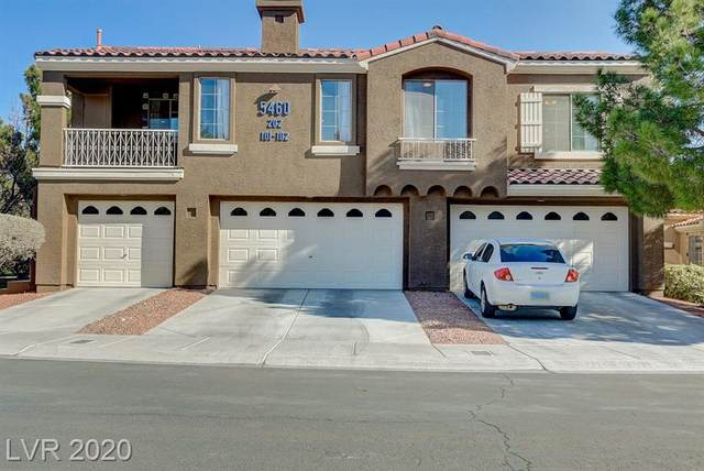 5460 Shay Mountain Place #202, Las Vegas, NV 89149 (MLS #2176160) :: Hebert Group | Realty One Group