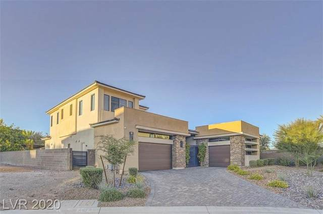 63 Garibaldi Way, Henderson, NV 89011 (MLS #2176161) :: Helen Riley Group | Simply Vegas