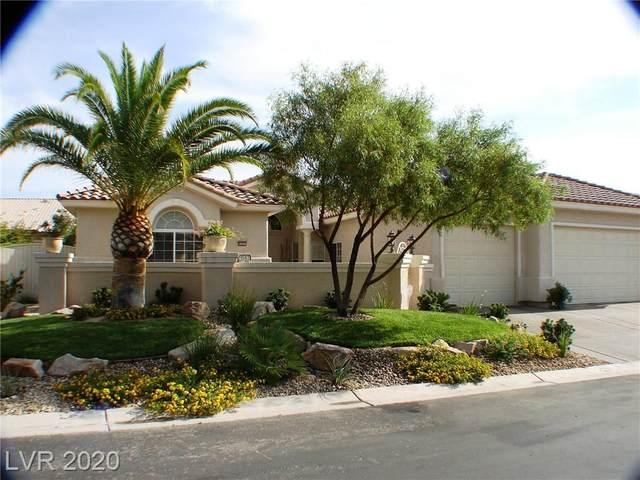 9592 BO 9592 BORGATA BAY BLVD Boulevard, Las Vegas, NV 89147 (MLS #2176169) :: Performance Realty