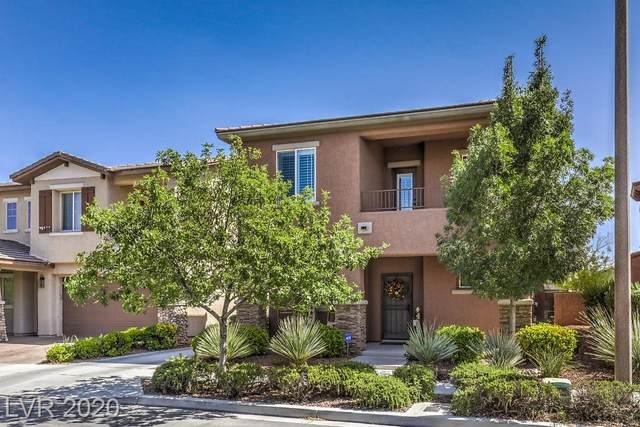 10383 Howling Coyote Avenue, Las Vegas, NV 89135 (MLS #2176180) :: Helen Riley Group | Simply Vegas