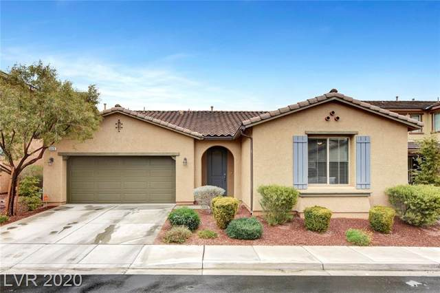 6426 Emerson Gardens Street, Las Vegas, NV 89166 (MLS #2176188) :: Signature Real Estate Group