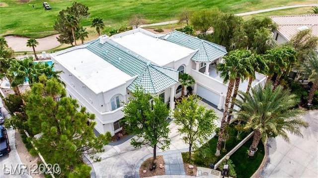 2000 Doral Place, Henderson, NV 89074 (MLS #2176226) :: The Lindstrom Group