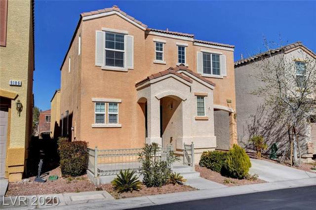 9180 Epworth Avenue, Las Vegas, NV 89148 (MLS #2176232) :: Hebert Group | Realty One Group