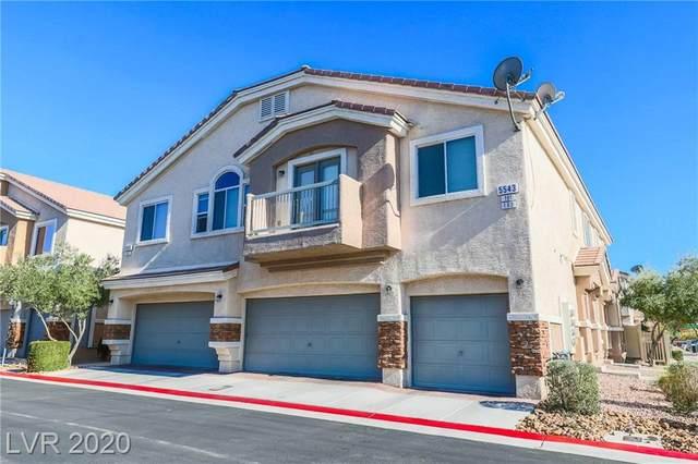 5543 Box Cars Court #103, Las Vegas, NV 89122 (MLS #2176233) :: Helen Riley Group | Simply Vegas