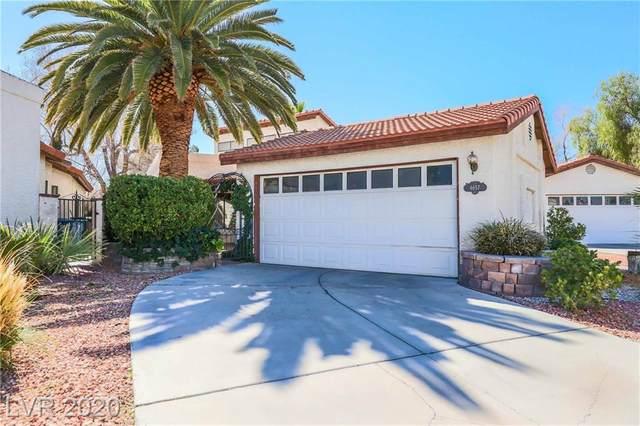 6657 Telegraph Road, Las Vegas, NV 89108 (MLS #2176276) :: Signature Real Estate Group