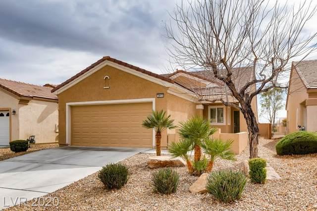 2813 Willow Wren Drive, North Las Vegas, NV 89084 (MLS #2176291) :: Signature Real Estate Group