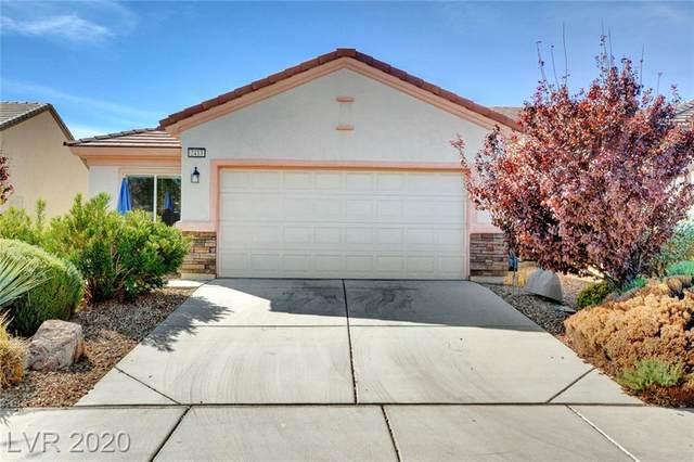 2413 Garganey Avenue, North Las Vegas, NV 89084 (MLS #2176299) :: Signature Real Estate Group