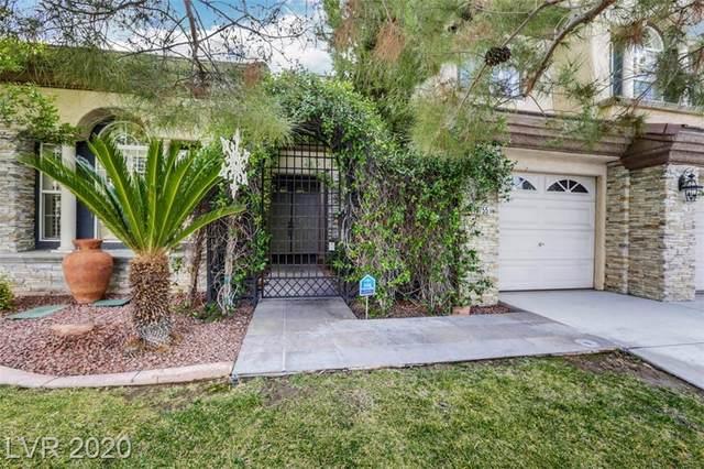 10755 Hobbiton Avenue, Las Vegas, NV 89135 (MLS #2176307) :: Hebert Group   Realty One Group