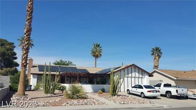 5066 National Avenue, Las Vegas, NV 89146 (MLS #2176308) :: Vestuto Realty Group