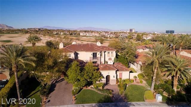 2578 Red Arrow Drive, Las Vegas, NV 89135 (MLS #2176398) :: Helen Riley Group | Simply Vegas