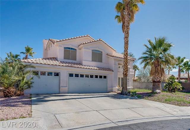 208 Silado Court, Henderson, NV 89074 (MLS #2176450) :: The Lindstrom Group
