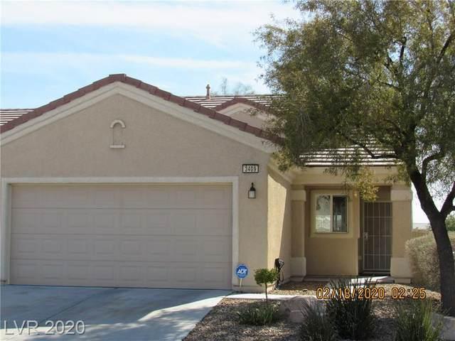 3409 Herring Gull Lane, North Las Vegas, NV 89084 (MLS #2176505) :: Signature Real Estate Group
