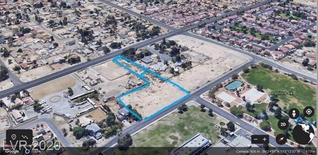 0 N Decatur Boulevard, Las Vegas, NV 89130 (MLS #2176588) :: The Lindstrom Group