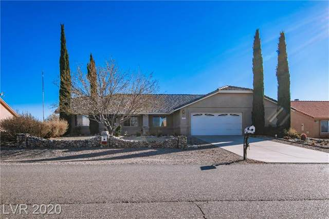 5901 E Saddletree, Pahrump, NV 89061 (MLS #2176592) :: The Lindstrom Group