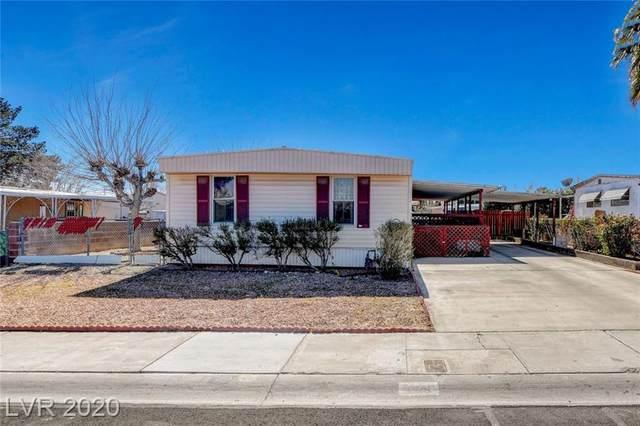 6449 Sapphire Street, Las Vegas, NV 89108 (MLS #2176611) :: Signature Real Estate Group