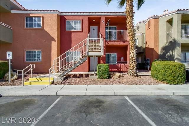 4730 Craig Road #2196, Las Vegas, NV 89115 (MLS #2176624) :: Helen Riley Group   Simply Vegas