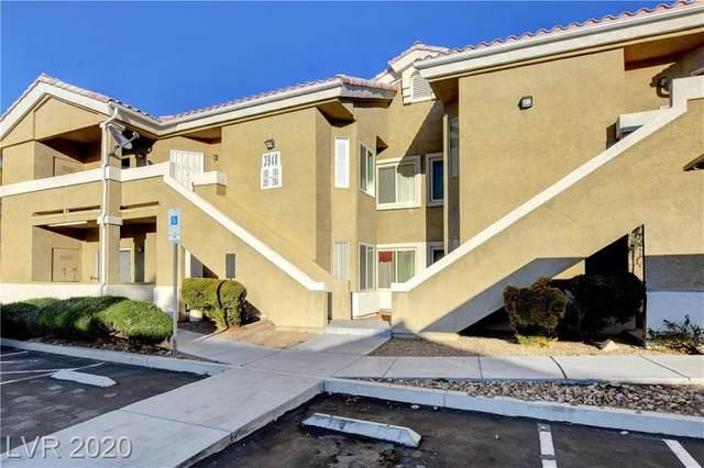 3940 Quiet Pine Street #202, Las Vegas, NV 89108 (MLS #2176638) :: Signature Real Estate Group
