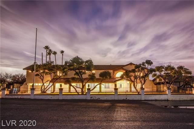 567 Radwick Drive, Las Vegas, NV 89110 (MLS #2176642) :: The Lindstrom Group