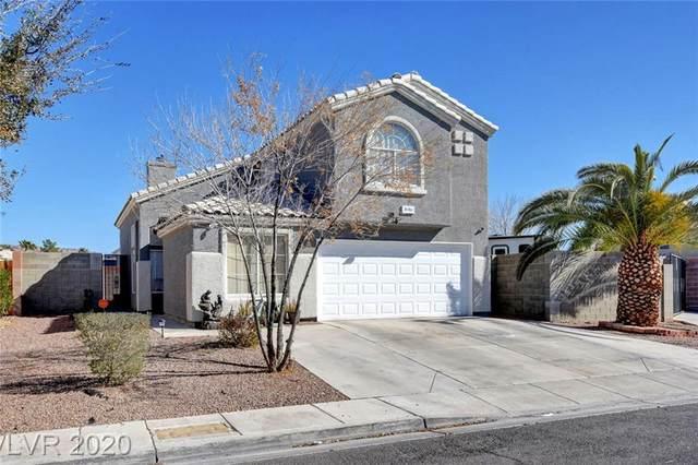 2196 Raspberry Hill Road, Las Vegas, NV 89142 (MLS #2176671) :: Performance Realty