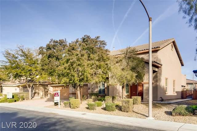 9636 Trattoria Street, Las Vegas, NV 89178 (MLS #2176682) :: Helen Riley Group   Simply Vegas