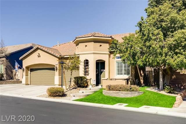 8110 Mystic Desert Avenue, Las Vegas, NV 89131 (MLS #2176731) :: The Lindstrom Group