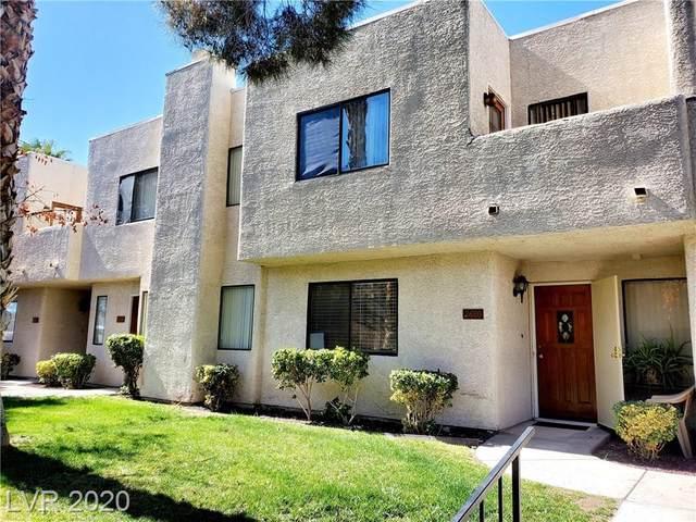 2680 Matogroso Lane, Las Vegas, NV 89121 (MLS #2176749) :: Signature Real Estate Group