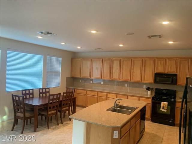 541 Bachelor Button Street, Las Vegas, NV 89138 (MLS #2176752) :: Helen Riley Group | Simply Vegas