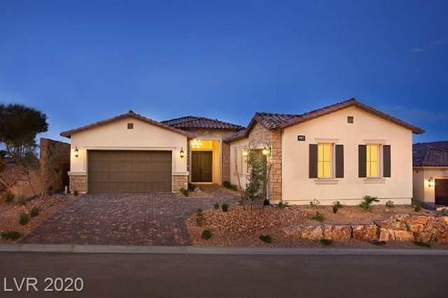 11318 San Arezzo Place, Las Vegas, NV 89141 (MLS #2176781) :: Helen Riley Group | Simply Vegas