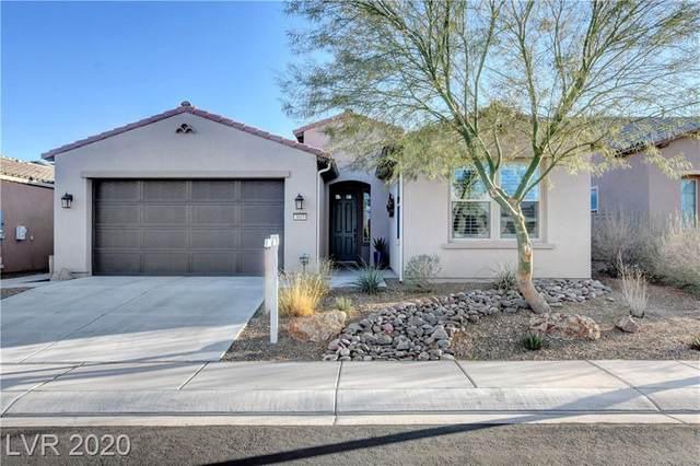 3805 Greenbriar Bluff Avenue, North Las Vegas, NV 89081 (MLS #2176824) :: Helen Riley Group | Simply Vegas