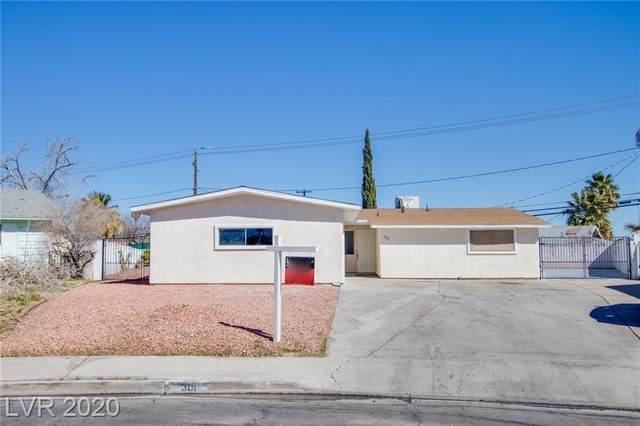 301 Wallace Drive, Las Vegas, NV 89107 (MLS #2176829) :: Signature Real Estate Group