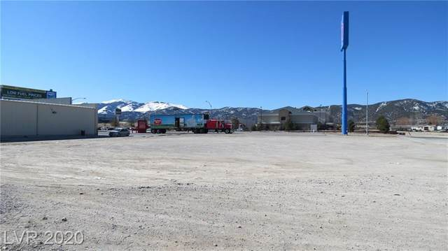 Great Basin Highway, Ely, NV 89301 (MLS #2176924) :: Performance Realty