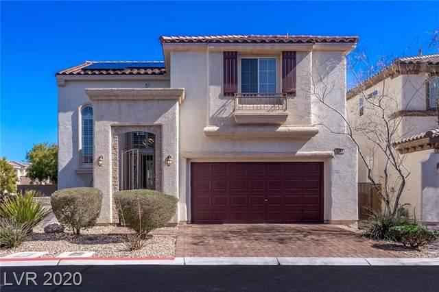 8253 Timely Treasures Avenue, Las Vegas, NV 89178 (MLS #2176936) :: Signature Real Estate Group