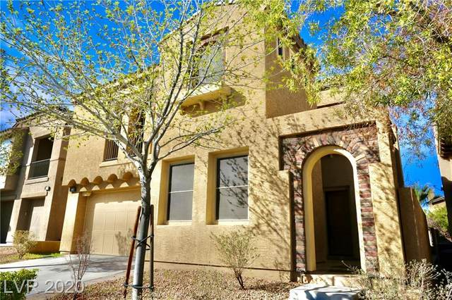 897 Via Stellato Street, Henderson, NV 89011 (MLS #2176943) :: Helen Riley Group | Simply Vegas