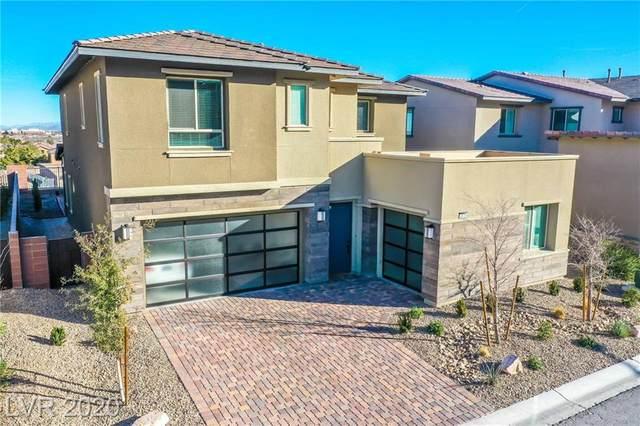 6418 Wild Blue Court, Las Vegas, NV 89135 (MLS #2176958) :: Signature Real Estate Group