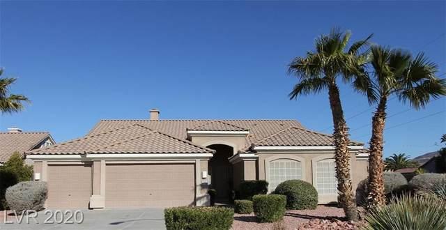 2022 Bobtail Circle, Henderson, NV 89012 (MLS #2176978) :: Helen Riley Group | Simply Vegas