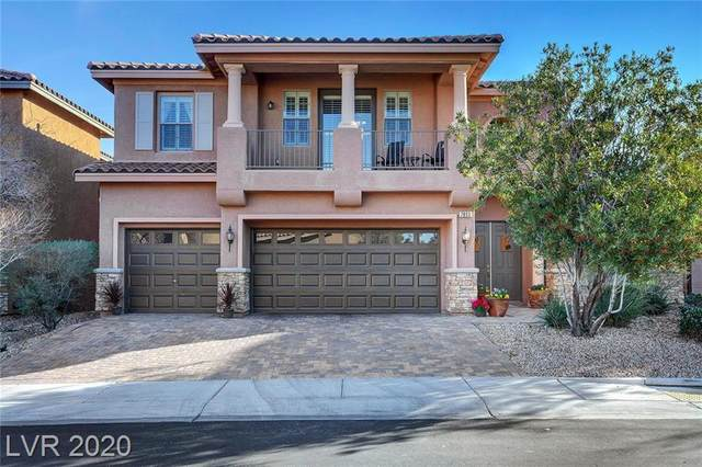 7853 Morning Queen Drive, Las Vegas, NV 89178 (MLS #2176994) :: Signature Real Estate Group