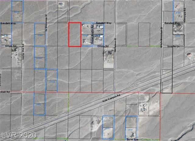 Randlett, Las Vegas, NV 89166 (MLS #2177000) :: The Lindstrom Group