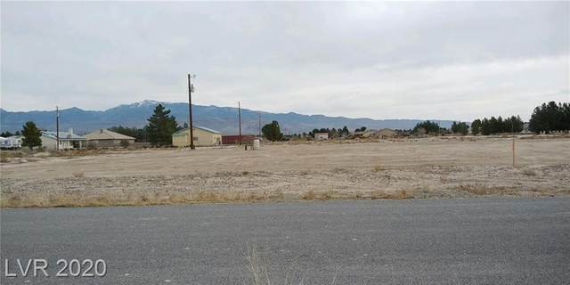 2201 S River Plate, Pahrump, NV 89048 (MLS #2177012) :: The Lindstrom Group