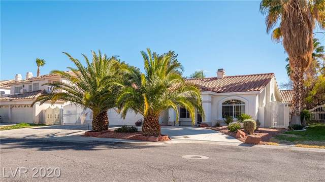 1833 Wild Indigo Court, Las Vegas, NV 89123 (MLS #2177063) :: Signature Real Estate Group