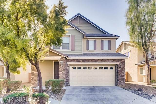 217 Copper Pine Avenue, North Las Vegas, NV 89031 (MLS #2177110) :: Signature Real Estate Group