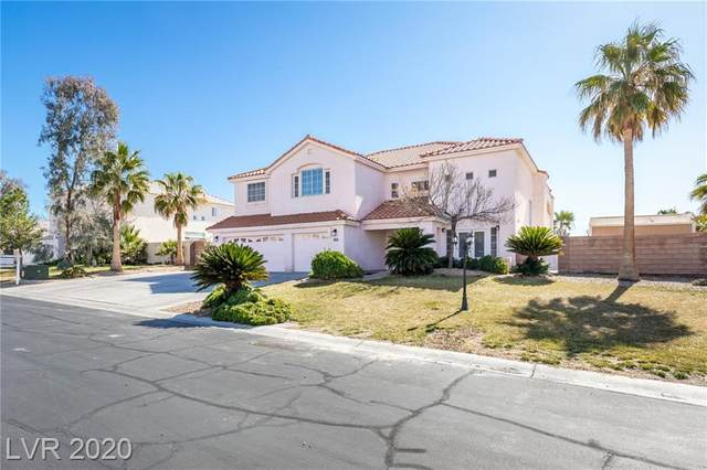 6543 Solitary Avenue, Las Vegas, NV 89110 (MLS #2177150) :: Performance Realty
