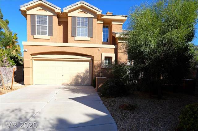 820 Coliseum Lane, Las Vegas, NV 89144 (MLS #2177167) :: Signature Real Estate Group