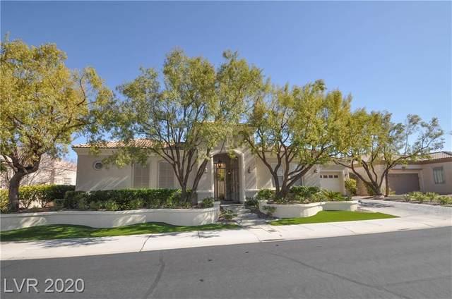4194 Agosta Luna Place, Las Vegas, NV 89135 (MLS #2177171) :: Helen Riley Group | Simply Vegas