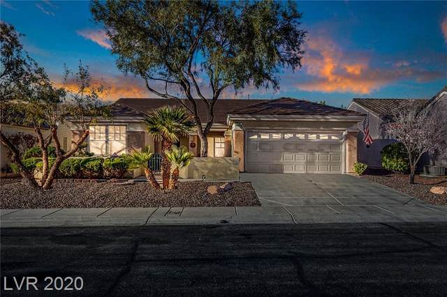 2586 Grandville Avenue, Henderson, NV 89052 (MLS #2177172) :: Helen Riley Group | Simply Vegas