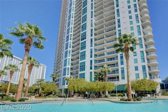 222 Karen Avenue #2802, Las Vegas, NV 89109 (MLS #2177237) :: Helen Riley Group   Simply Vegas