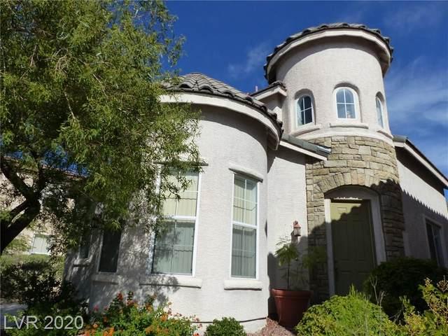 10250 Garden State Drive, Las Vegas, NV 89135 (MLS #2177256) :: Helen Riley Group   Simply Vegas