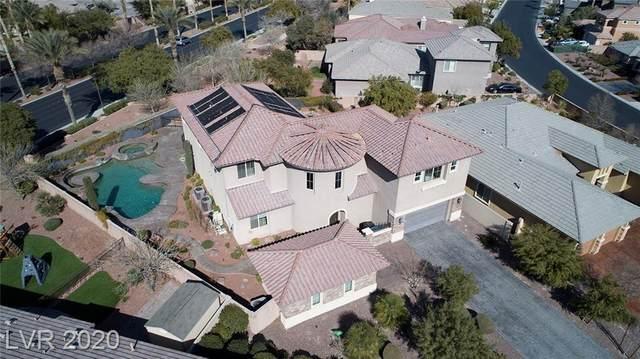 8209 Rennes Court, Las Vegas, NV 89131 (MLS #2177283) :: Brantley Christianson Real Estate